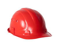 Construction hard hat Stock Images