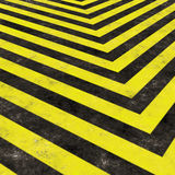 Construction Hazard Stripes Stock Photos