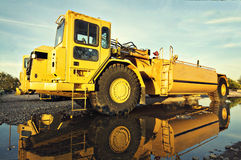Construction heavy duty vehicle equipment