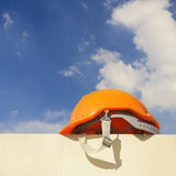 Construction helmet Royalty Free Stock Photography