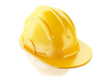 Construction Helmet. 3d illustration. Image of Construction Helmet on white background. 3d illustration Stock Photography