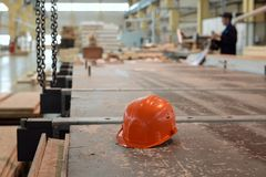 Construction helmet engineering workers architect stock photos