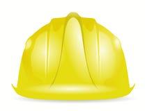 Construction helmet illustration Stock Images