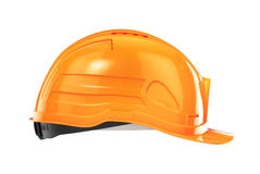 Construction Helmet. Isolated on the background. 3d illustration Royalty Free Stock Images