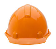 Construction helmet on a white background Royalty Free Stock Photography