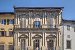 Construction historique à Florence Photographie stock