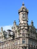 Construction historique à Liverpool Photographie stock