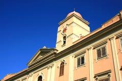 Construction historique à Palerme Photographie stock