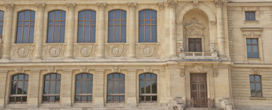Construction historique à Paris Photo libre de droits