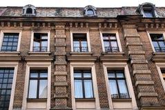 Construction historique à Torun, Pologne Images libres de droits