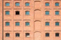 Construction historique d'usine Photos libres de droits
