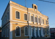 Construction historique dans Amparo Image libre de droits