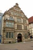 Construction historique dans Hamelin photos libres de droits