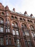 Construction historique fleurie Image libre de droits