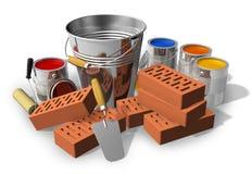Construction/home Renovation Concept Stock Photos