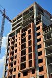 Construction house Royalty Free Stock Photo