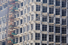 Construction houses in china Stock Images