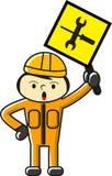 Construction icon royalty free illustration