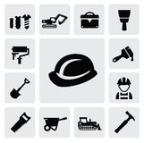 Construction icon Royalty Free Stock Photo