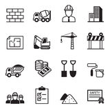 Construction icon Set2. Vector Illustration Graphic Design vector illustration