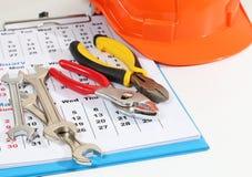 Construction image Royalty Free Stock Photos