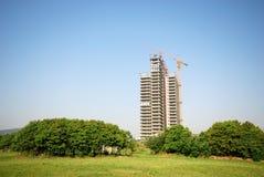Construction inachevée Images libres de droits