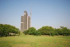 Construction inachevée Photographie stock libre de droits