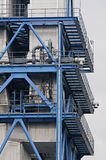 Construction industrielle Image stock