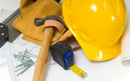 Construction Industry royalty free stock photography