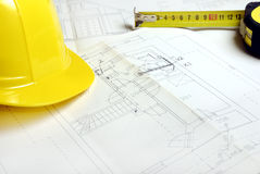 Construction industry Royalty Free Stock Photos