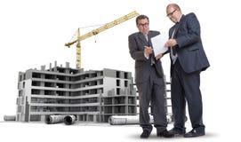 Construction industry corruption Stock Photos