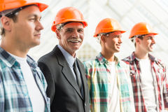 Construction Industry Royalty Free Stock Images
