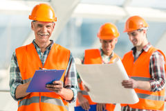 Construction Industry Royalty Free Stock Image