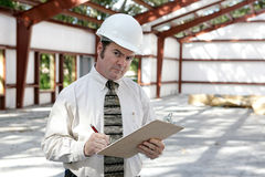 Construction Inspector - Suspicious Stock Images