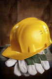 Construction items Royalty Free Stock Photos