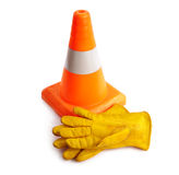 Construction items Royalty Free Stock Photo