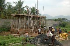 Construction job Stock Photo