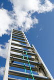Construction ladder Royalty Free Stock Image