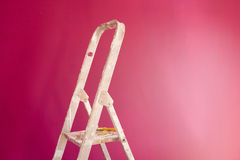 Construction ladder Royalty Free Stock Photos
