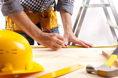 Construction layout stock images