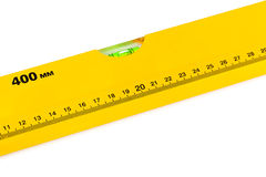 Construction level ruler Stock Photos