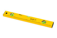 Construction level ruler Royalty Free Stock Photos