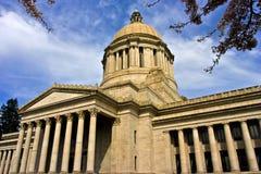 Construction législative de néo- type classique Photos libres de droits