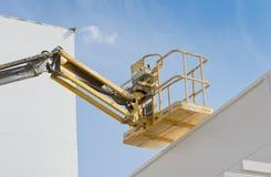 Construction lift platform Royalty Free Stock Photos