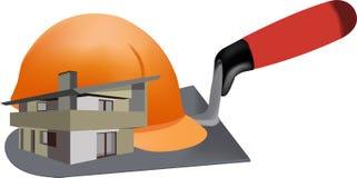 Construction logo Stock Photography
