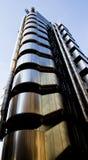 Construction Londres de Lloyds Images libres de droits