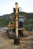 Construction machinery Stock Photography