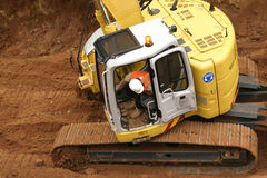 Construction machinery Stock Images