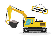 Free Construction Machinery Design. Stock Photos - 58677883