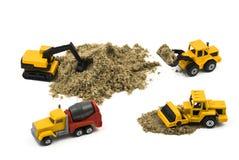 Construction Machines Royalty Free Stock Photos
